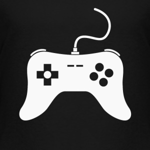 Video Game Controller Cool Gaming - Toddler Premium T-Shirt