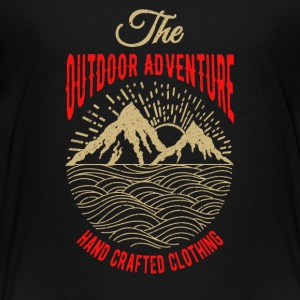 The outdoor adventure - Toddler Premium T-Shirt