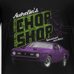 Aurelios Chop Shop - Toddler Premium T-Shirt