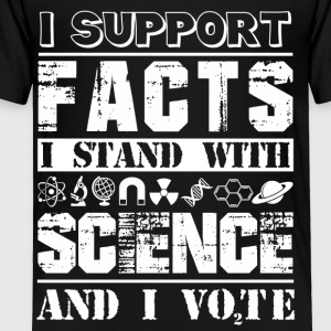 Hey Science Voters Shirts - Toddler Premium T-Shirt
