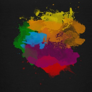 Simply a Splash of Colour - Toddler Premium T-Shirt