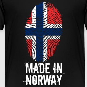Made In Norway / Norge / Noreg - Toddler Premium T-Shirt