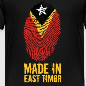 Made In East Timor - Toddler Premium T-Shirt