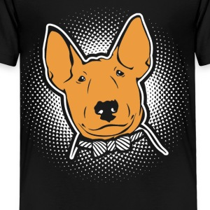 Bull Terrier Shirt - Toddler Premium T-Shirt