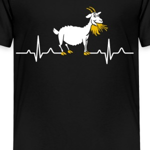 Goat Shirt - Toddler Premium T-Shirt