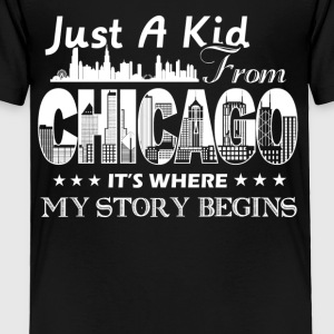Chicago Shirt - Toddler Premium T-Shirt