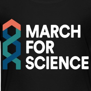 March For Science Tee Shirt - Toddler Premium T-Shirt