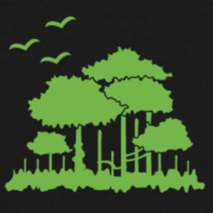 Trees design - Toddler Premium T-Shirt