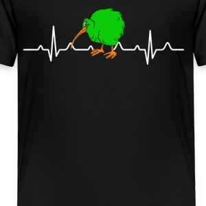 Kiwi Bird Shirt - Toddler Premium T-Shirt