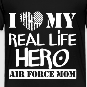 Love This Air Force Mom Shirt - Toddler Premium T-Shirt