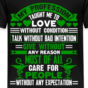 Paramedic Shirt - Toddler Premium T-Shirt