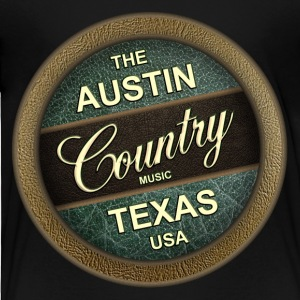 The Austin Country Music Texas - Toddler Premium T-Shirt