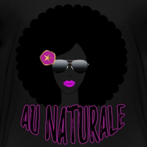 The Natural Woman - Toddler Premium T-Shirt