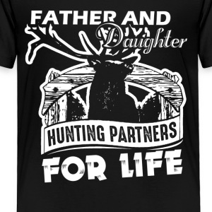 Hunting Partners For Life Shirt - Toddler Premium T-Shirt