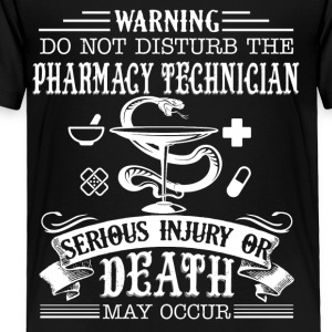 Pharmacy Technician Shirt - Toddler Premium T-Shirt