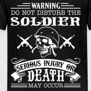 Soldier Shirt - Toddler Premium T-Shirt