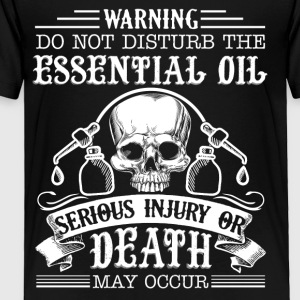 Essential Oil Shirt - Toddler Premium T-Shirt