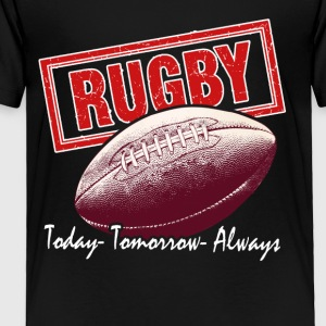 Rugby Sports Shirt - Toddler Premium T-Shirt
