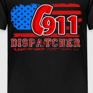 Proud Of 911 Dispatcher Shirts - Toddler Premium T-Shirt