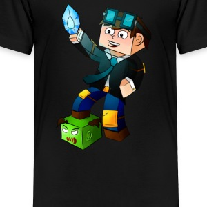 dantdm game fans - Toddler Premium T-Shirt