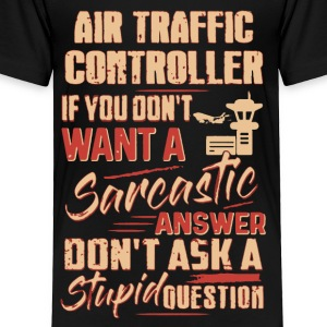 Air Traffic Controller Shirt - Toddler Premium T-Shirt
