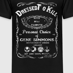 dressed to kill - Toddler Premium T-Shirt