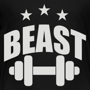 Beast In Training - Toddler Premium T-Shirt
