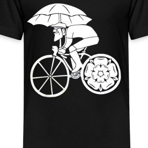 Yorkshire Cyclist - Toddler Premium T-Shirt