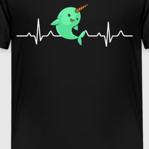 Narwhal Shirt - Toddler Premium T-Shirt