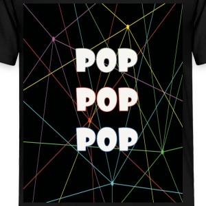 POP POP POP - Toddler Premium T-Shirt