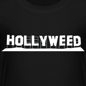 Hollyweed - Toddler Premium T-Shirt