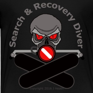 Search and Recovery Diver - Toddler Premium T-Shirt