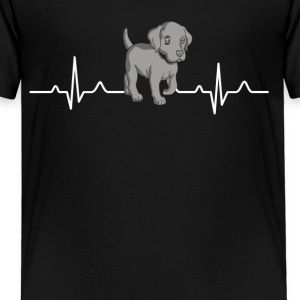 Weimaraner Shirt - Toddler Premium T-Shirt