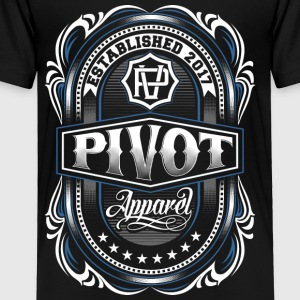 PIVOT APPAREL crest - Toddler Premium T-Shirt