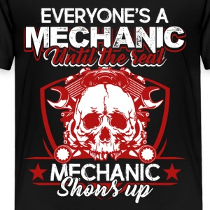 Real Mechanic Tee Shirt - Toddler Premium T-Shirt