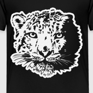Snow Leopard Shirt - Toddler Premium T-Shirt