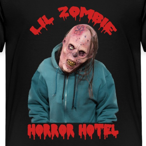 Horror Hotel's Lil Zombie - Toddler Premium T-Shirt