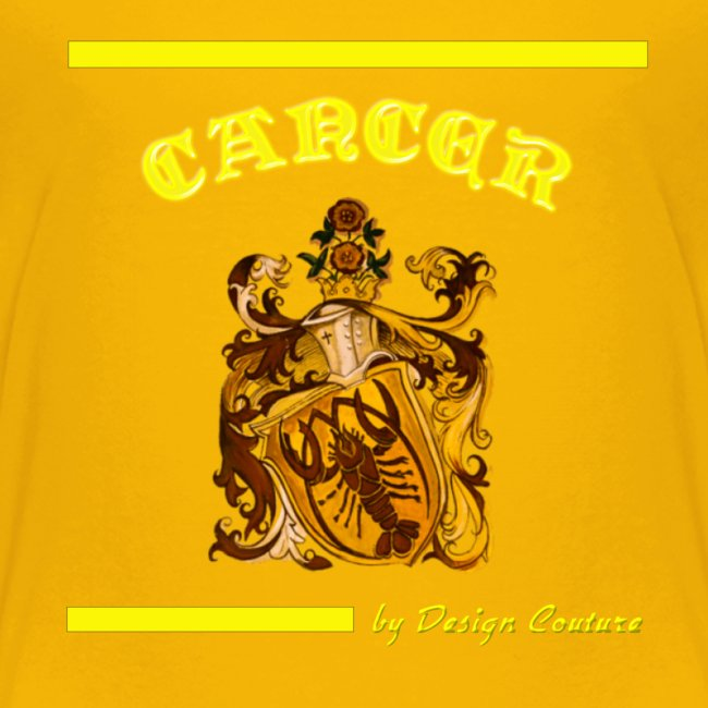 CANCER YELLOW