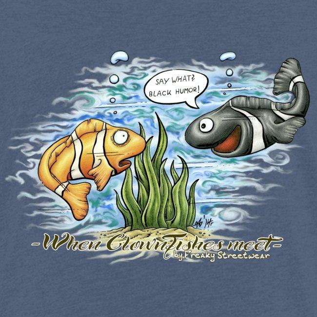 when clownfishes meet