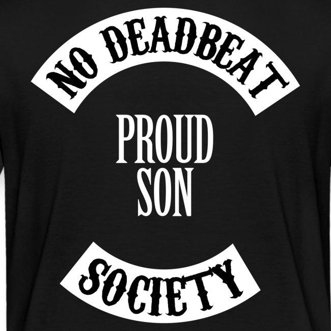 Proud Son Kids T-shirt