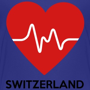 Heart Switzerland - Toddler Premium T-Shirt