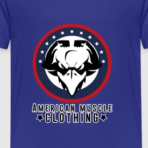 American Muscle Clothing - Toddler Premium T-Shirt