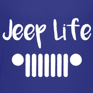 Jeep Life Shirt - Toddler Premium T-Shirt