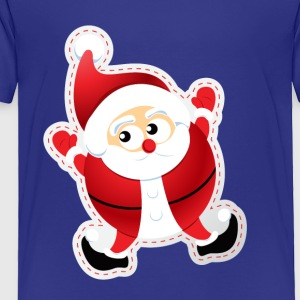 CUTE SANTA CLAUS - Toddler Premium T-Shirt
