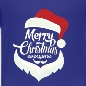 Merry_Christmas_everyone - Toddler Premium T-Shirt