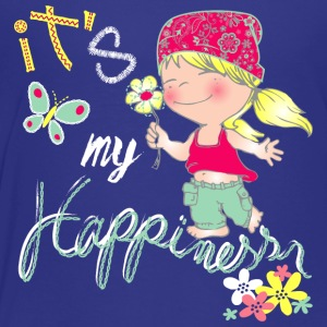 ITS_MY_HAPPINESS - Toddler Premium T-Shirt