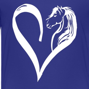 Horse Love - Toddler Premium T-Shirt