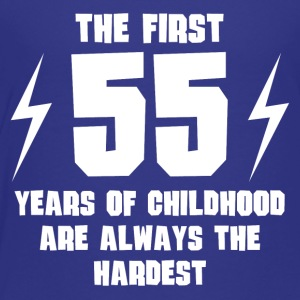 The First 55 Years Of Childhood - Toddler Premium T-Shirt