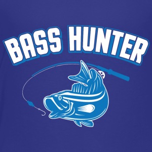 Bass Hunter - Toddler Premium T-Shirt
