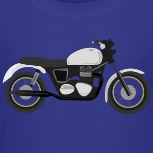motercycle - Toddler Premium T-Shirt